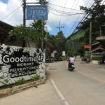 Goodtime resort signage