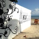 Ku Club signage