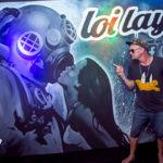 Loilay bar signage