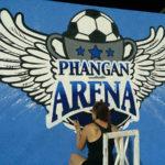 Phangan Arena sign