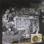 berliner beach club mural