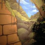 jungle hills mural