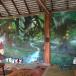 fairy kingdom mural