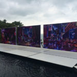 outdoor murals w resort