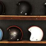 skulls helmet sign