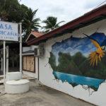 casa tropicana mural