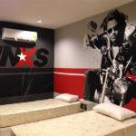 Inxs wall mural