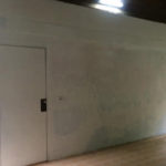 Star Lab blank mural