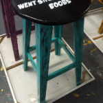 tacos stool