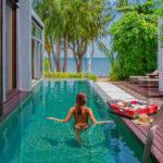 poolside tray W Resorts