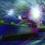 night ship canvas
