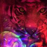 live action art tiger