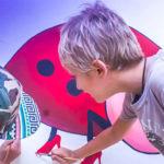 ladybird painting